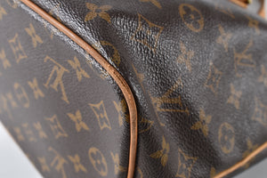 Louis Vuitton Monogram Canvas Palermo PM Bag