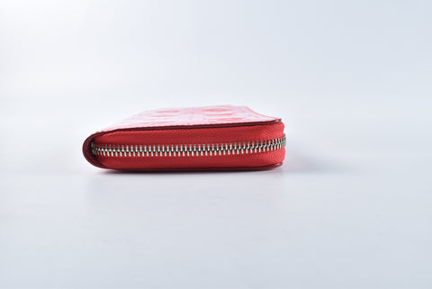 Louis Vuitton Vernis Poppy Zippy Wallet