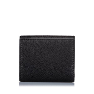 Christian Dior D-Bee French Leather Wallet