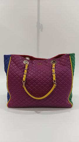 Dolce & Gabanna Lily Glam Multicolor Bag