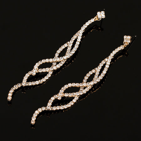 New Fashion Crystal Earrings for Women - pickNcarry