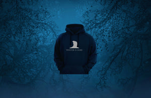 Winter is here [Blue - Preorder]
