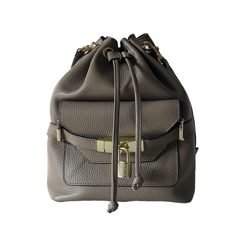 Esclava shoulder bag khaki