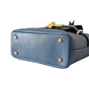 Esclava shoulder bag light blue