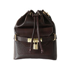 Esclava shoulder bag brown