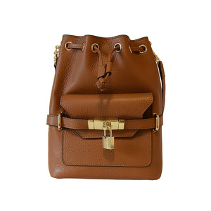 Esclava shoulder bag sand