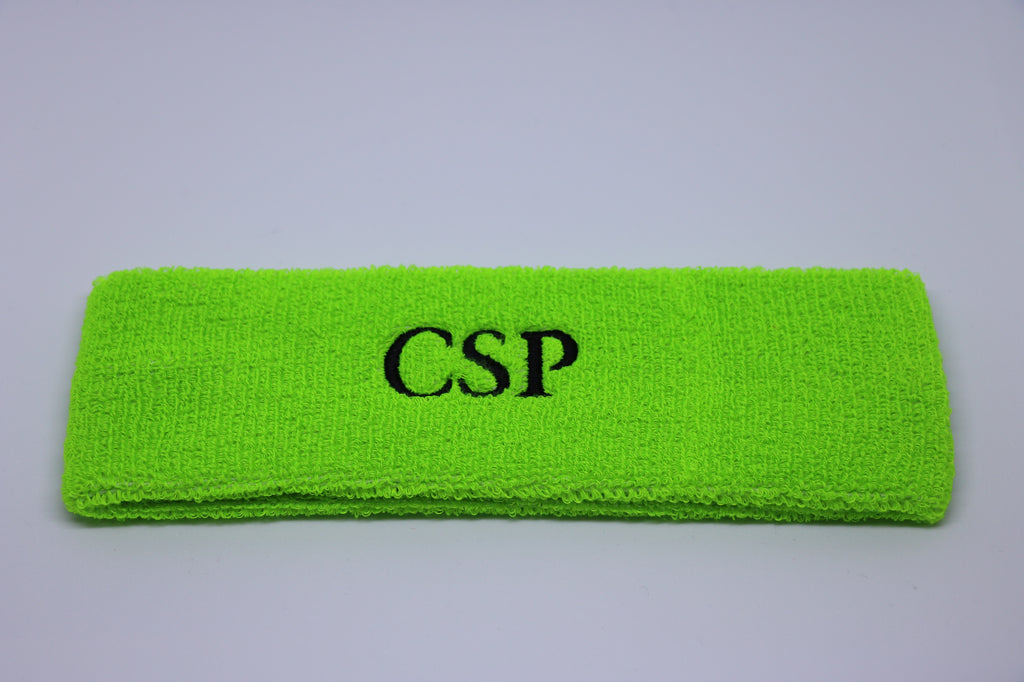 CSP - Sweatband (green)