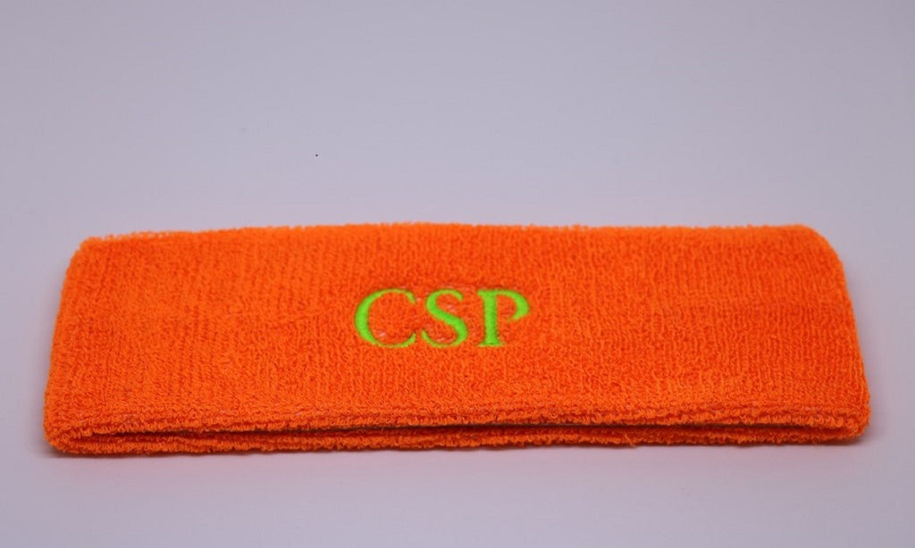 CSP - Sweatband (orange)