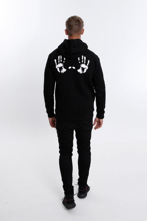 "CSP x Young Paris ""Warrior"" Hoodie (Black)"