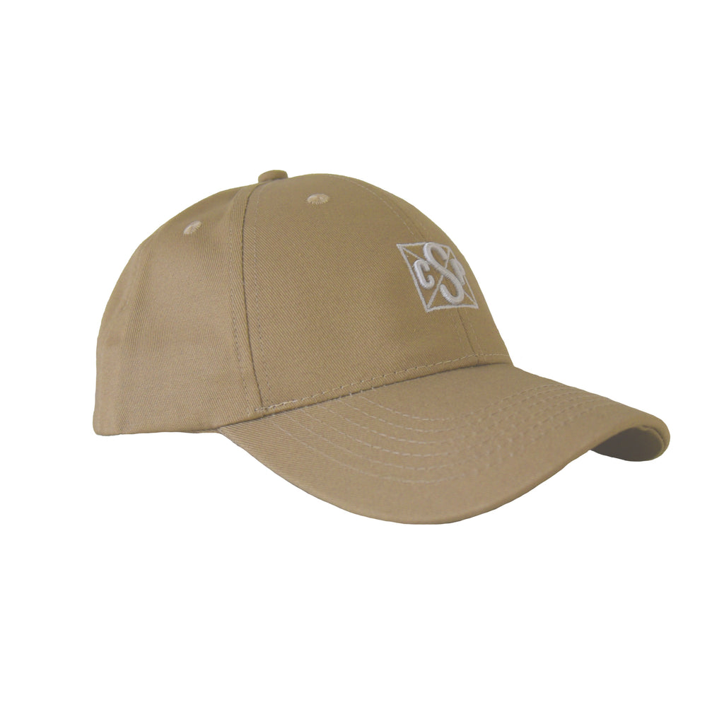 Baseball cap ice coffee canvas