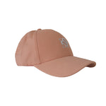Baseball cap rose quartz canvas