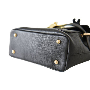 Esclava shoulder bag black