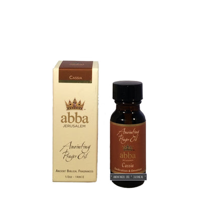 1/2 oz Cassia Anointing Oil