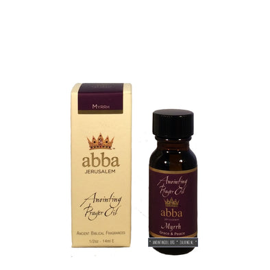 1/2 oz Myrrh Anointing Oil