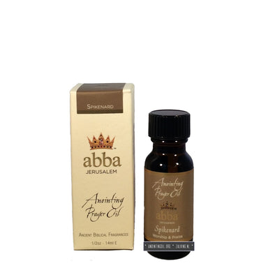 1/2 oz Spikenard Anointing Oil
