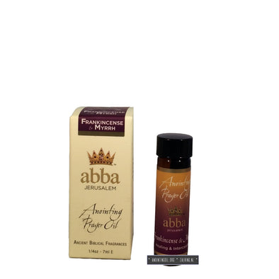 1/4 oz Frankincense & Myrrh Anointing Oil