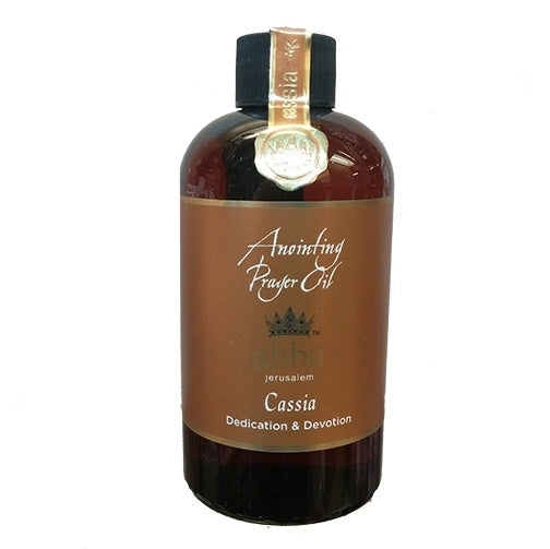 8 oz Cassia Anointing Oil