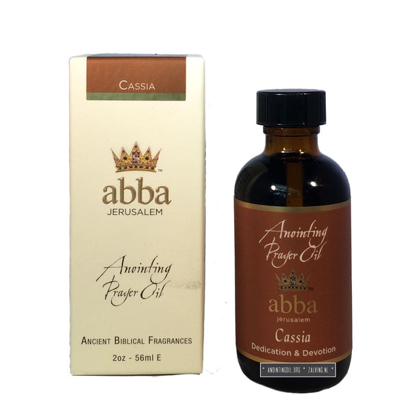 2 oz Cassia Anointing Oil