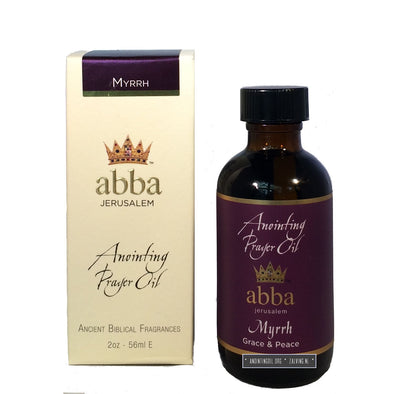 2 oz Myrrh Anointing Oil