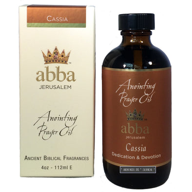4 oz Cassia Anointing Oil