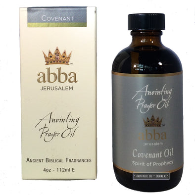 4 oz Covenant Anointing Oil