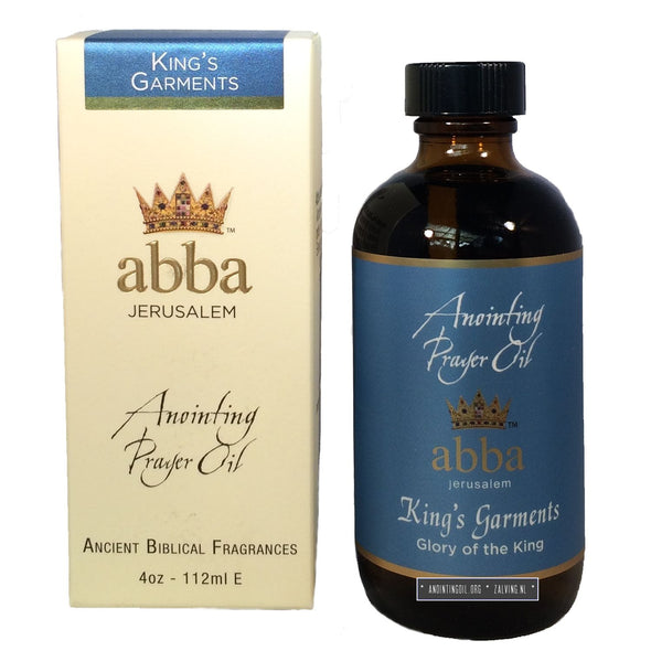 4 oz King's Garments Anointing Oil