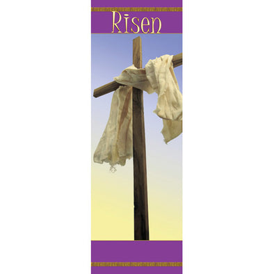 Risen - Indoor Banner