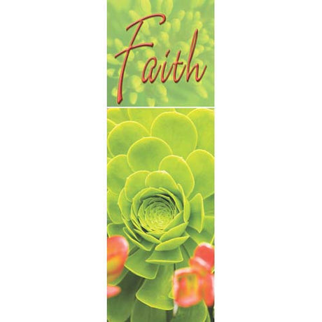 Faith - Indoor Banner