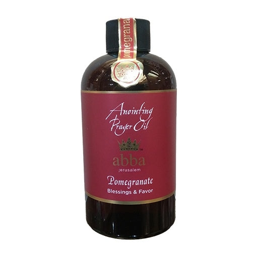 8 oz Pomegranate Anointing Oil