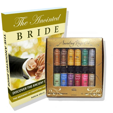 Anointing Oil Gift & Start Pack