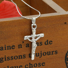 Cross Pendant Necklace - FREE SHIPPING
