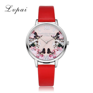 Leather Women-watches