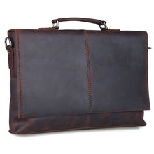 Oberfy Genuine Leather Briefcase
