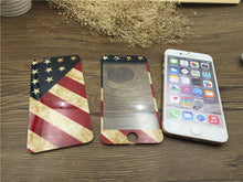 US Flag Full Body iPhone Protector