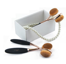 Oval Makeup Brushes