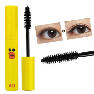 4D Black Curling Mascara