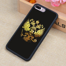 Russian coat of arms iPhone Case