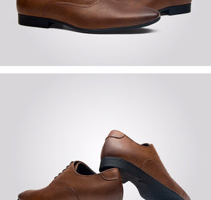 Shenbo Leather Mens Shoes