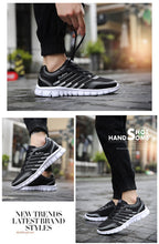 Breathable Running Shoes For Men