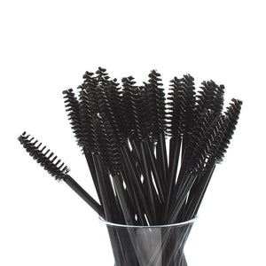 Die Deutscher Eyebrow Brushes (50 pieces)