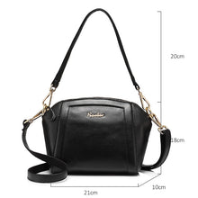 REALER genuine leather Women handbag