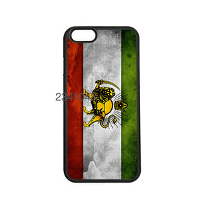 Lion and Sun iPhone case