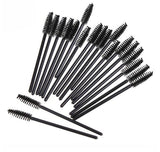 Oberfy Disposable Eyebrow Brushes ( 100 pieces)
