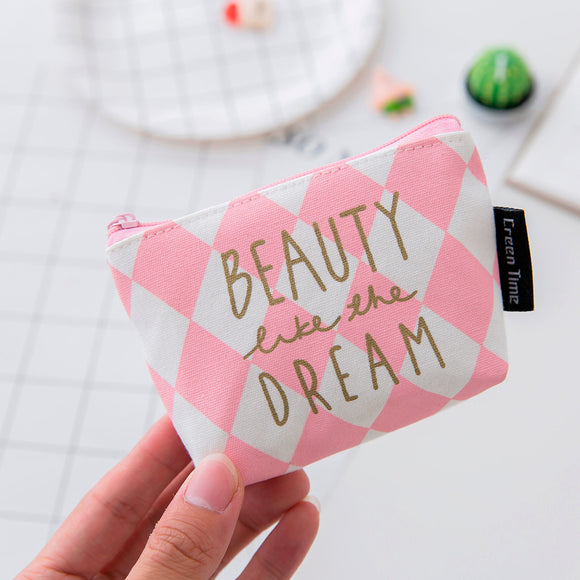 Beauty Like The dream Girls Wallet