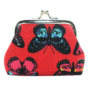 Butterfly Small Wallet