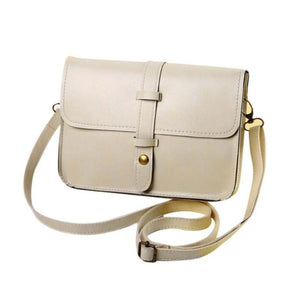 Leather Vintage Cross Body Shoulder Bag