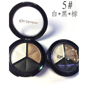 Three-color Eyeshadow