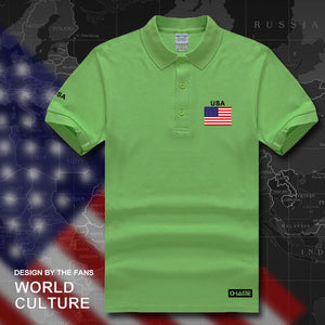 USA Polo Shirt