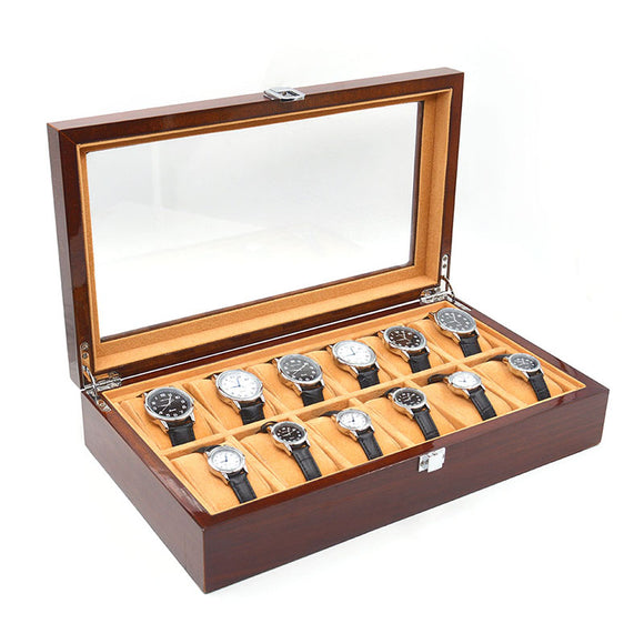 Wooden Jewelry/Watch Box
