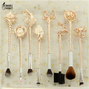 Game of Thrones Makeup Brushes (8 pieces)